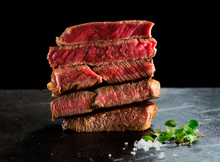 Qual é o ponto ideal para carne?